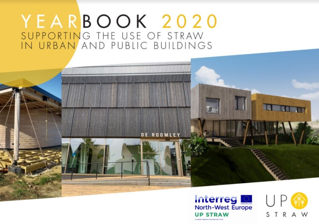 YEARBOOK 2020: Supporting the use of straw in urban and public buildings